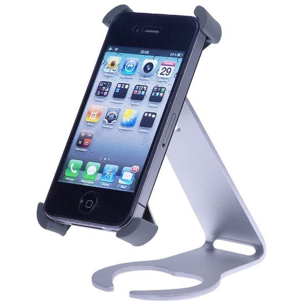 Iphone 4 Design Stand Metalli