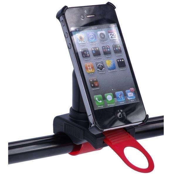 Iphone 4 Polkupyöräteline Punainen