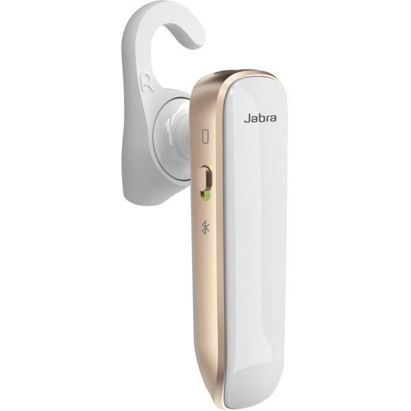 JABRA BOOST Bluetooth-kuulokkeet pitkällä Standby-ajalla valk/kul
