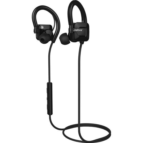 JABRA Step Wireless Bluetooth-kuulokkeet niskan takana mustat