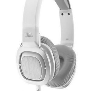 JBL J55i On-Ear with Mic3 for iPhone White
