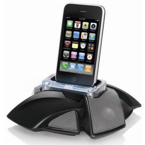 JBL On Stage Micro III 30-pin iPhone & iPod Docking Black