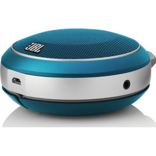 JBL On Tour Micro Wireless Bluetooth Blue