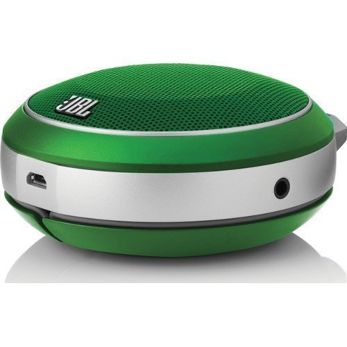 JBL On Tour Micro Wireless Bluetooth Green