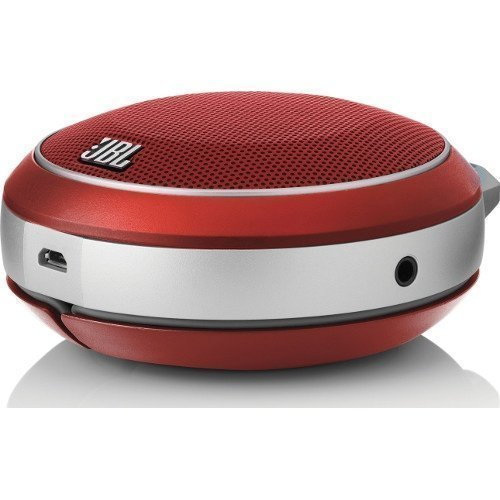 JBL On Tour Micro Wireless Bluetooth Red