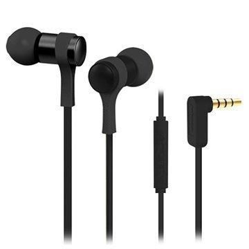 Jabees WE202M In-Ear Stereokuulokemikrofoni Musta