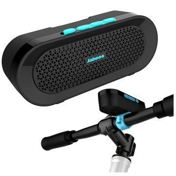 Jabees beatBOX BI Vedenpitävä Bluetooth Pyöräkaiutin Musta / Sininen