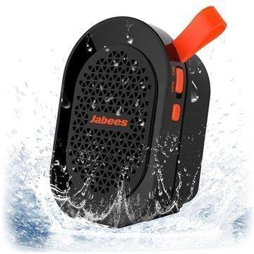 Jabees beatBOX Mini Vesitiivis Bluetooth-Kaiutin Musta / Oranssi