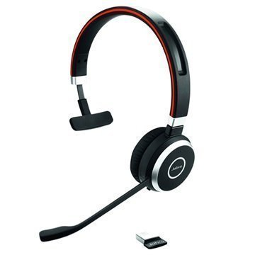 Jabra Evolve 65 MS Mono Bluetooth Kuulokkeet