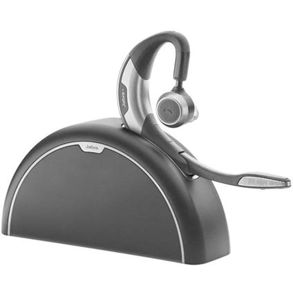 Jabra MOTION UC MS med kit Bluetooth MS Lync harmaa/hop