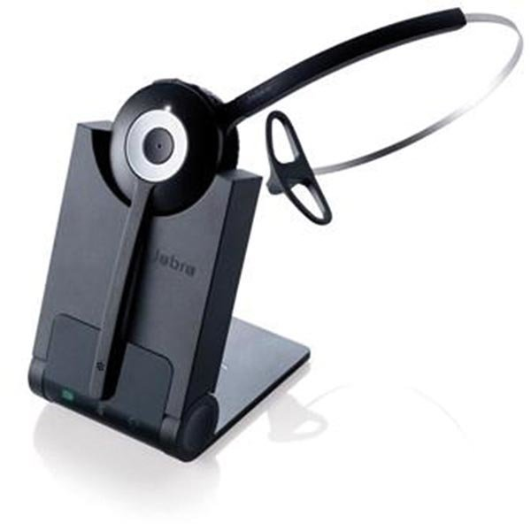 Jabra PRO 920 Mono DECT langaton headset DECT 1.8/US DECT 6.0 musta