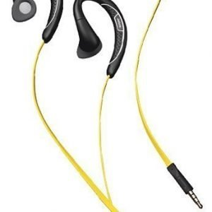 Jabra Sport Corded Earbuds with Mic3 for iPhone Black / Yellow