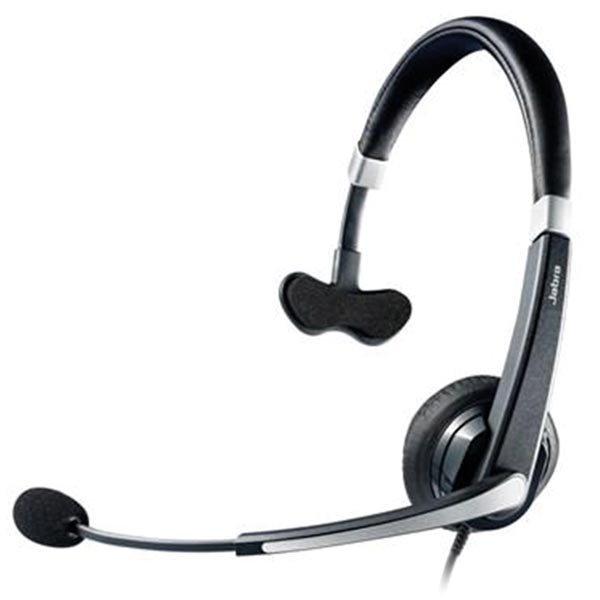 Jabra UC Voice 550 MS Mono Noise-Cancelling MS Lync USB musta