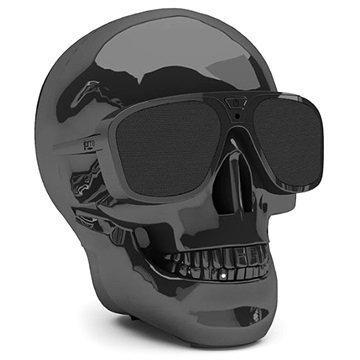 Jarre AeroSkull XS Bluetooth-Kaiutin Kromattu Musta