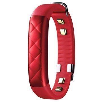 Jawbone UP3 Aktiivisuusranneke Punainen