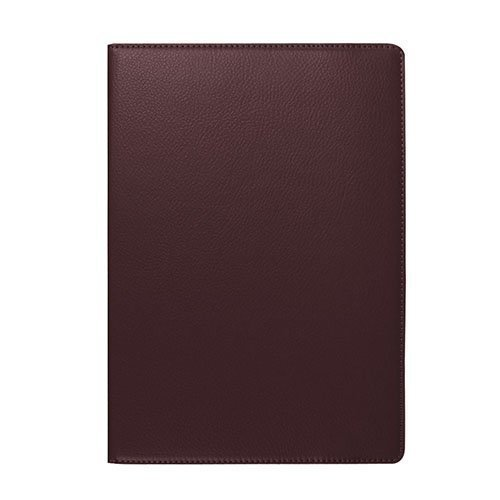 Jessen Lenovo Tab 2 A10-70 Leather Case With Rotation Stand Brown