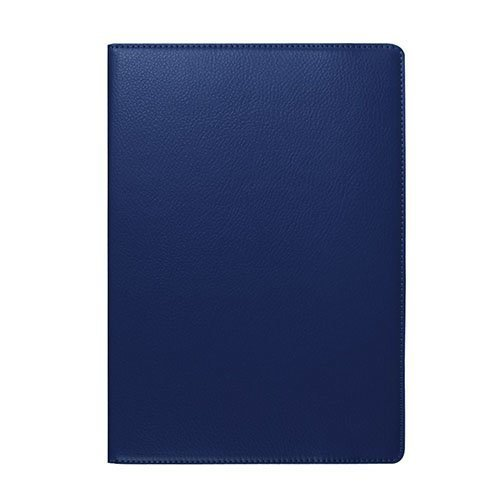 Jessen Lenovo Tab 2 A10-70 Leather Case With Rotation Stand Dark Blue