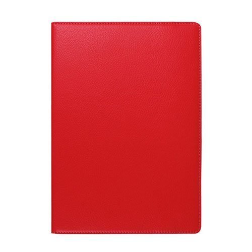 Jessen Lenovo Tab 2 A10-70 Leather Case With Rotation Stand Red