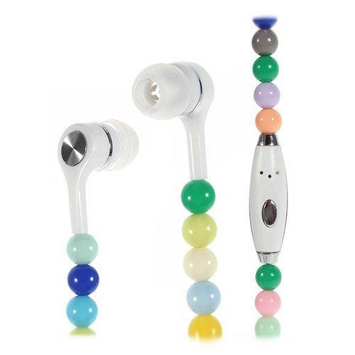 Jewelry Värikäs Nappikuulokkeet Mikrofonilla