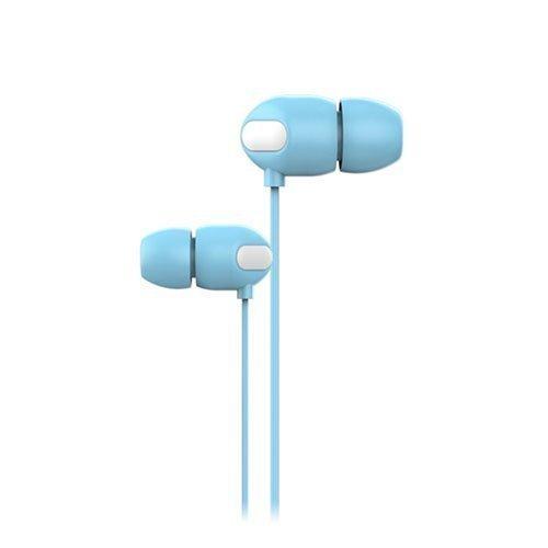 Joyroom Jr-E111 Korvanappikuulokkeet Mikrofonilla Sininen