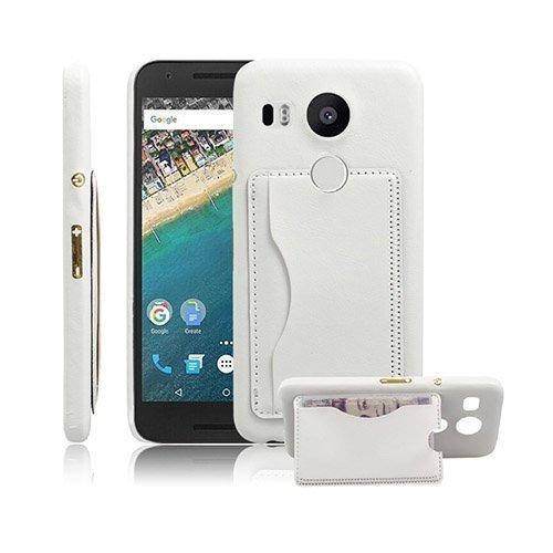 Jungstedt Google Nexus 5x Kuori Valkoinen