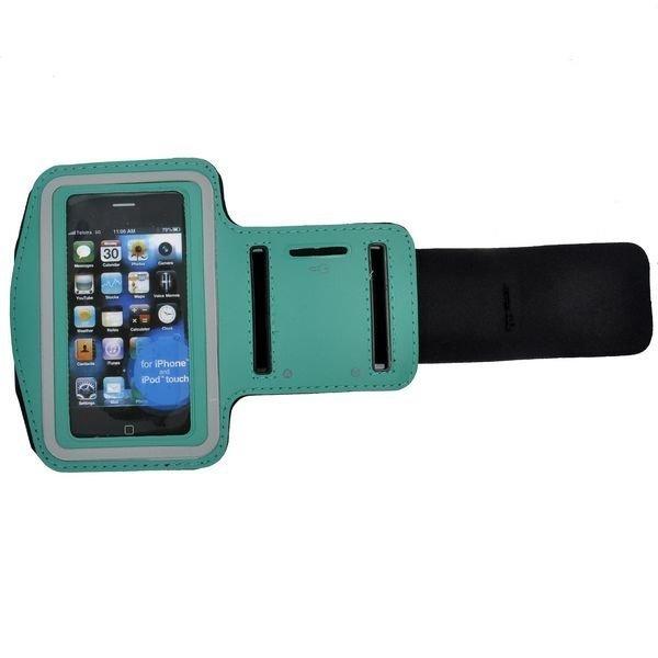 Käsivarsikotelo Älypuhelimille Vihreä