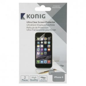 König Näytönsuoja Iphone 6