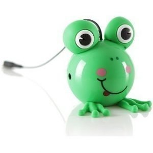 KITSOUND Speaker Frog Green