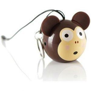 KITSOUND Speaker Monkey Brown