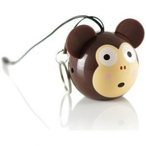 KITSOUND Speaker Monkey Brown