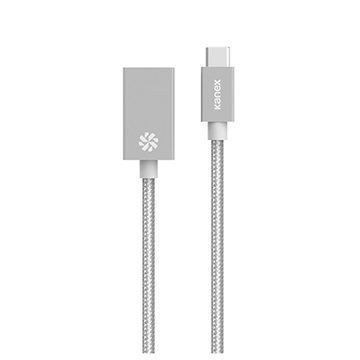 Kanex C-tyypin USB / USB 3.0-Sovitinjohto Hopea