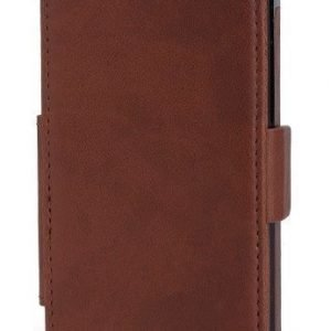 Kensington Portafolio Duo Wallet for iPhone 5 Brown