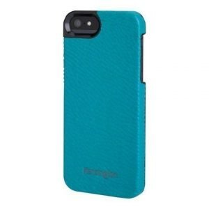 Kensington Vesto Leather Texture Case for iPhone 5 Blue