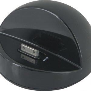 KiDiGi iPhone/iPod Cradle Black