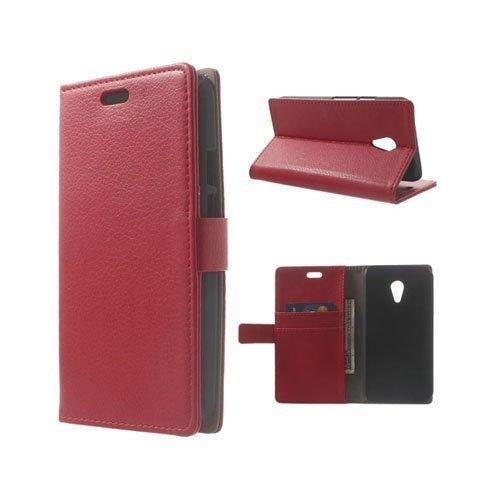 Kierkegaard Punainen Motorola Moto G2 Nahkakotelo