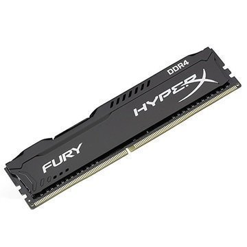 Kingston HyperX Fury DDR4 RAM Muisti 2400MHz 8Gt
