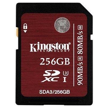 Kingston SDXC Muistikortti 256Gt