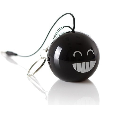 Kitsound Mini Buddy Original Speaker Bomb Black