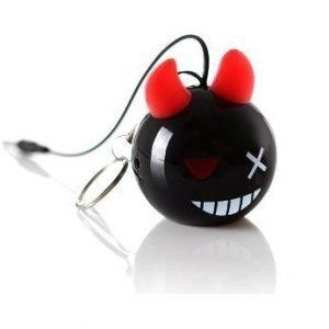 Kitsound Mini Buddy Original Speaker Devil Black
