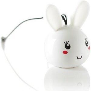 Kitsound Mini Buddy Original Speaker Rabbit White