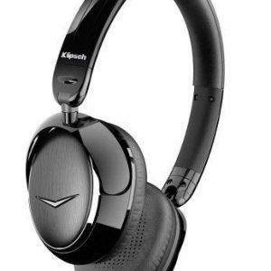 Klipsch Image ONE II On-ear with Mic3 for iPhone Black