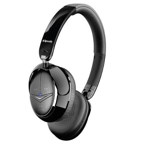 Klipsch Image One Bluetooth On-ear with Mic3 for iPhone Black / Silver