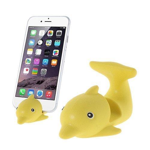 Klx Älypuhelinteline Keltainen Delfiini