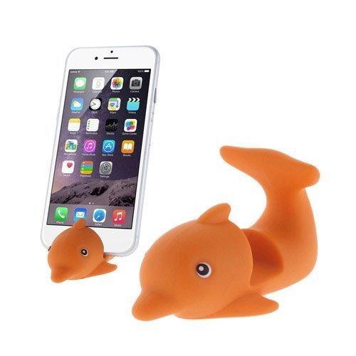 Klx Älypuhelinteline Oranssi Delfiini