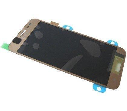 Kosketuspaneeli ja LCD Näyttö Samsung SM-J5108 Galaxy J5 2016 vuoden malli Kulta Alkuperäinen