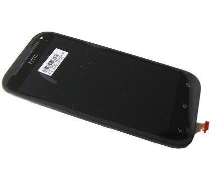 Kosketuspaneeli with lcd Näyttö HTC One SV C525 blue Alkuperäinen