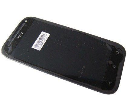 Kosketuspaneeli with lcd Näyttö HTC One SV C525 musta Alkuperäinen