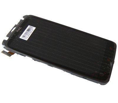 Kosketuspaneeli with lcd Näyttö HTC One X+ S728e Alkuperäinen