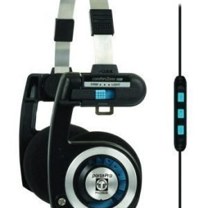 Koss iPorta Pro KTC On-Ear with Mic3 Black / Blue