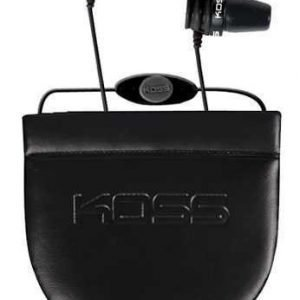 Koss iSpark In-Ear with Mic1 for iPhone Black
